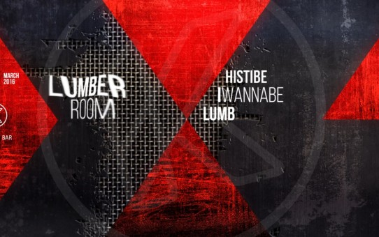12 MAR – LUMBER ROOM @Keller Bar ( Kiev.Ukraine)